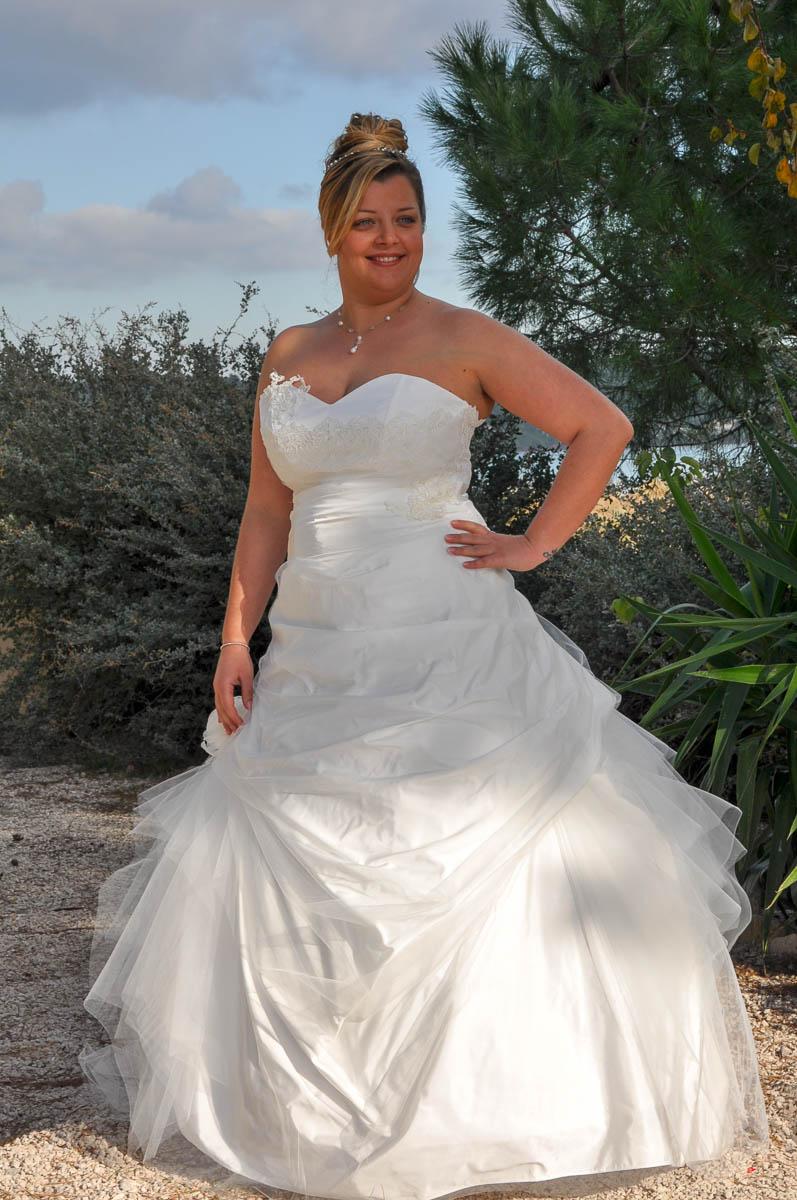 robe de mariée grande taille - 04.12.2015