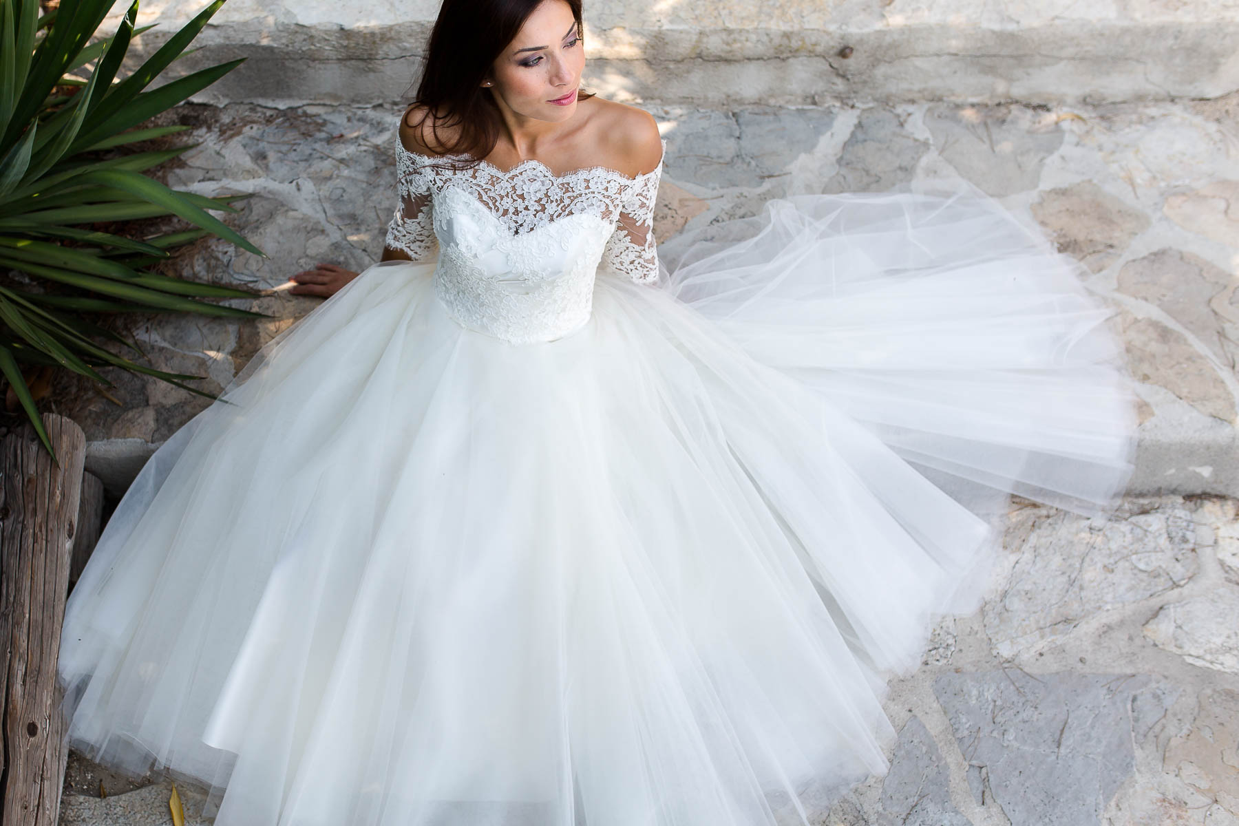 Robe de mariée bohème, robe de mariée en dentelle, robe de mariée ...